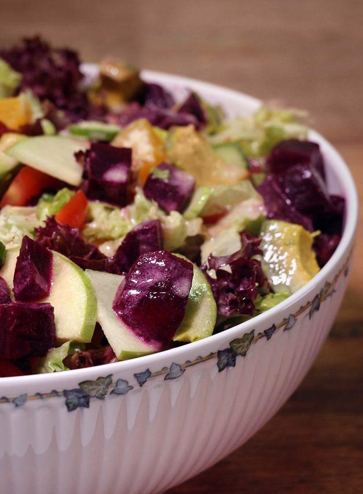 Fresh Salad سلطة خضراء Recipes Food Fresh Salads