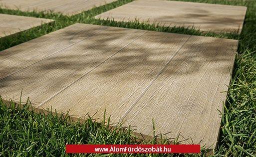 Novabell Ecodream 2 cm-es, fűre egyszerűen lerakható rendkívűl mutatós kültéri burkolólap