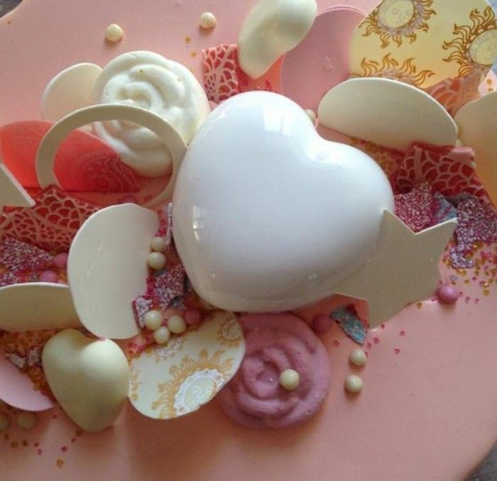 Best 20 glacage miroir chocolat blanc ideas on pinterest for Glacage miroir rose
