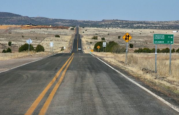Route 66 road trips!