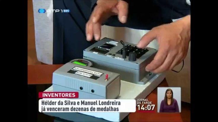 "RTP 17/1/2015 (Portugal & Angola) ""Inventores Medalhados"""