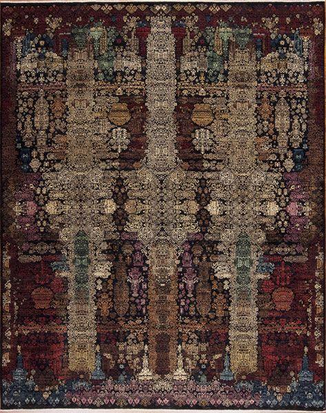 Manhattan Reserve - Gotham - Samad - Hand Made Carpets