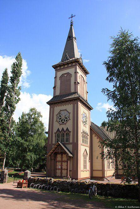 Church of Köyliö.