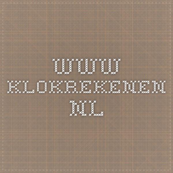 www.klokrekenen.nl