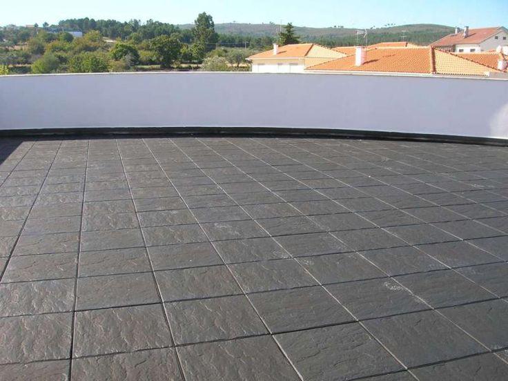 17 best images about pavings by alcupel concrete slabs - Pavimentos ceramicos exteriores ...