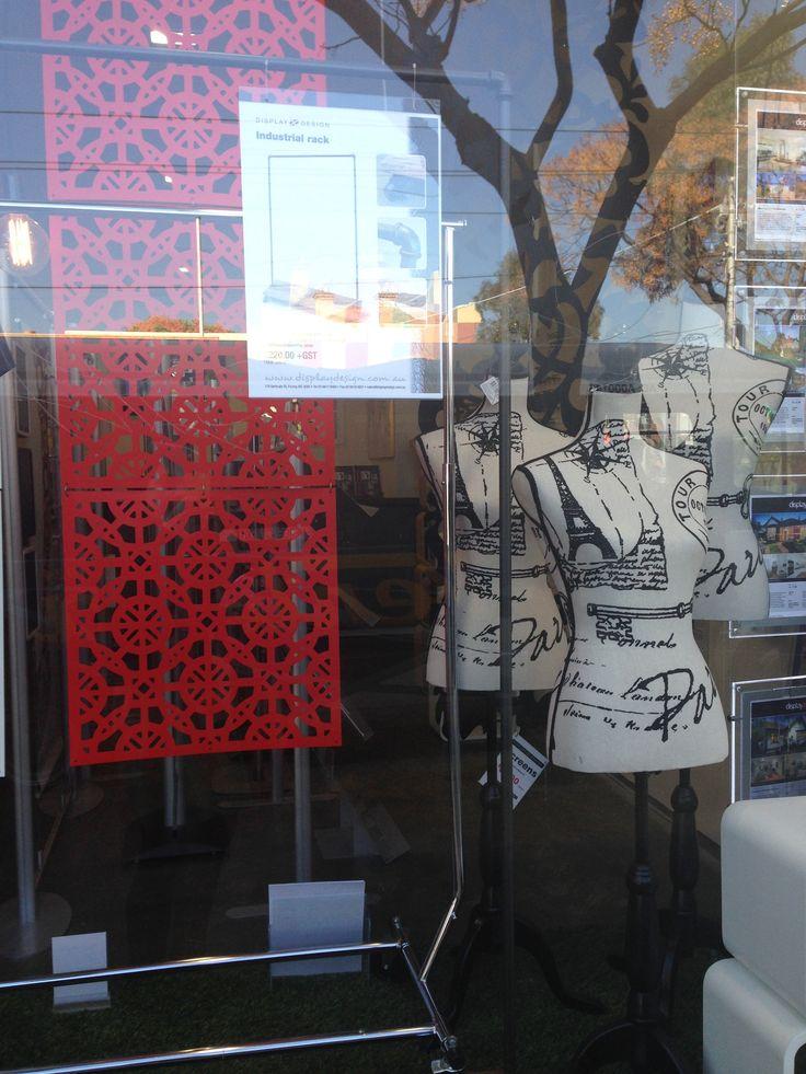 Window Display, Gertrude Street