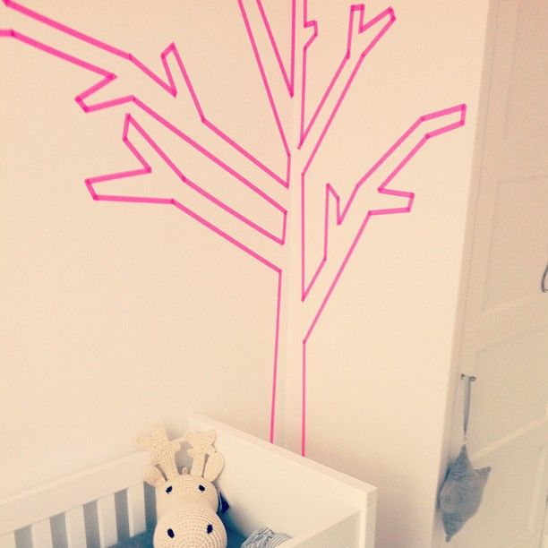 #babykamer #tree
