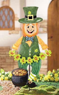 61 Best St Patrick 39 S Day Decorations Images On Pinterest