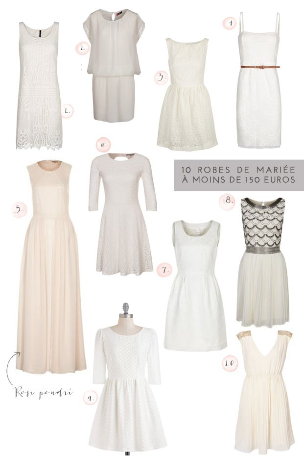 12 best look book mariage civil images on pinterest civil wedding weddings and short wedding. Black Bedroom Furniture Sets. Home Design Ideas