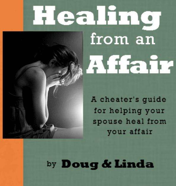 When a spouse cheats, it's a devastating blow to your self-esteem and can truly feel as if your heart is broken into a million pieces, but you can put your heart back together again.