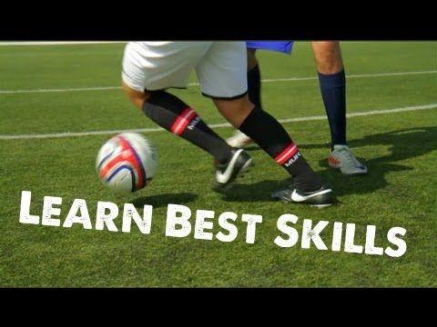 Learn Best Football skills - George Best legend - STRskillSchool - YouTube
