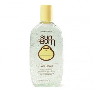 The absolute BEST thing I have ever used on my sunburn. I used it in Florida and I now have a gorgeous tan with no peeling and no pain!
