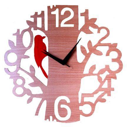 Klok 1 To 12 Tree  Wall Clock,Wall Clocks-Wall-Clocks