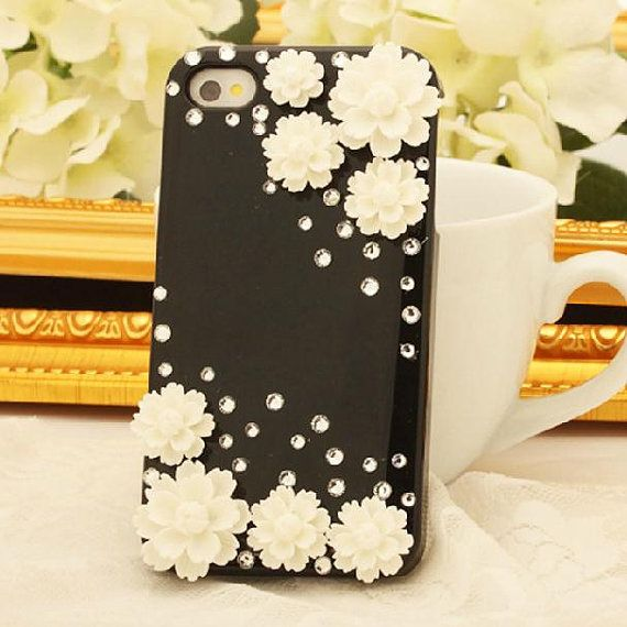 Free Phone Case & Elegant Rose DIY Phone Case Deco Den Kit