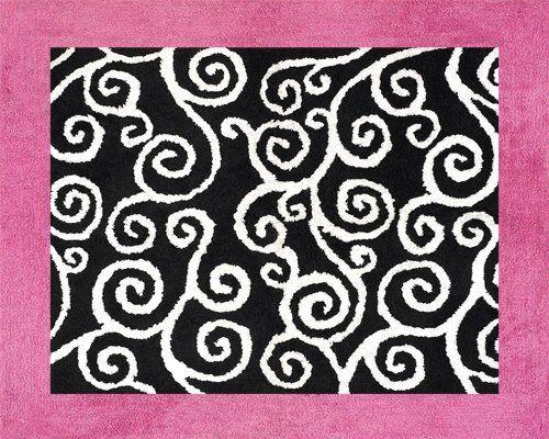 100 best images about emmas room on pinterest baby girls crib sets and pink black. Black Bedroom Furniture Sets. Home Design Ideas