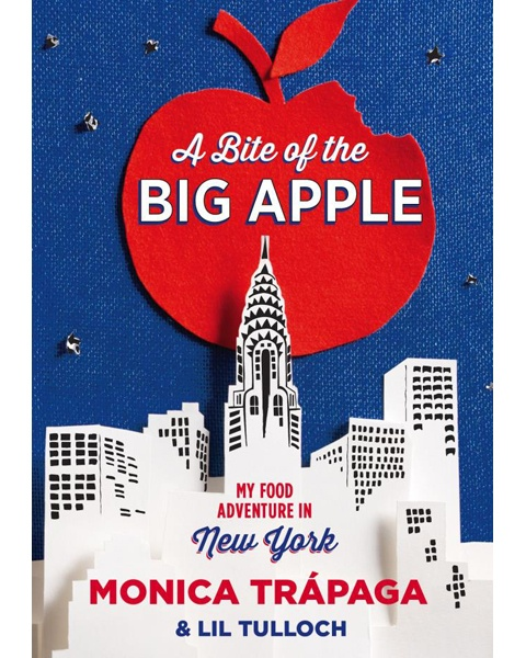Book - Bite of the Big Apple - Recipes  $39.90