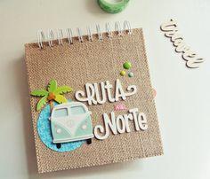 Utilizar la encuadernadora Cinch para tu álbum scrapbooking de verano