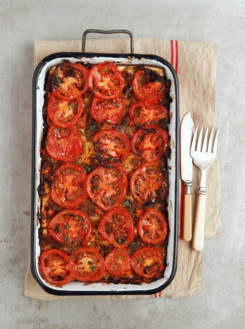 Matzoh lasagna is one of those brilliant recipes that you will want to claim as your own. The best part? Since this dish is noodle-free, par-boiling is now a thing of the past.