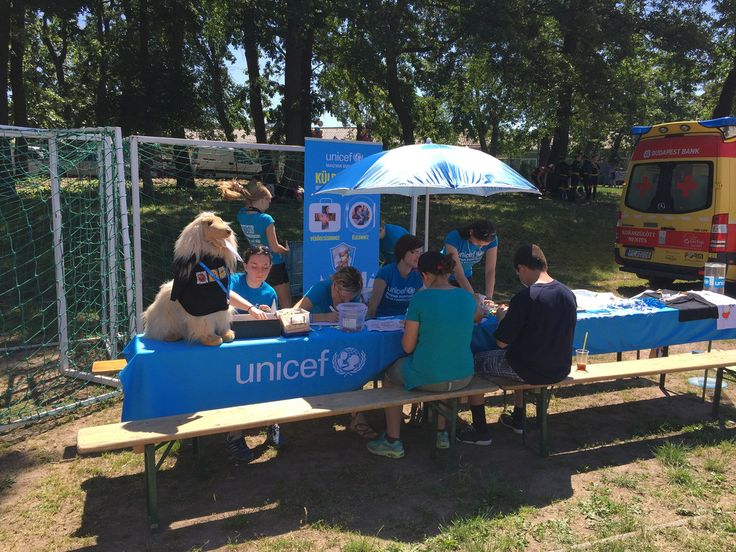 UNICEF in Rotary Children Day