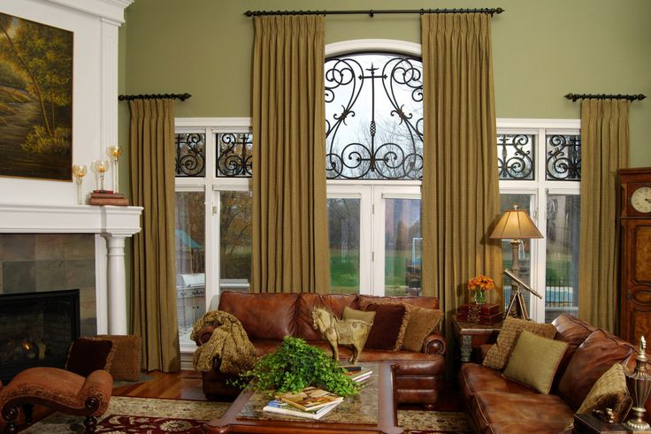 Fun window treatments window treatment ideas for Elegant window treatment ideas