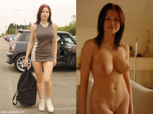 girl naked embarrassed covering