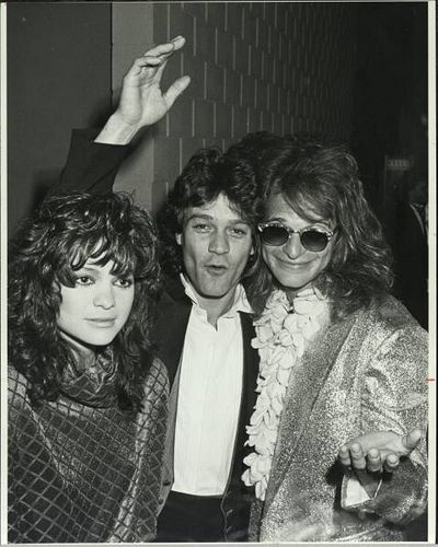Valerie Bertinelli Eddie van Halen's ex wife - her interview w/ Howard Stern and Valerie giving a candid perspective of her years married to EVH. Description from pinterest.com. I searched for this on bing.com/images