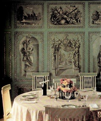 The Devoted Classicist: Rex Whistler's Painted Room Travelled