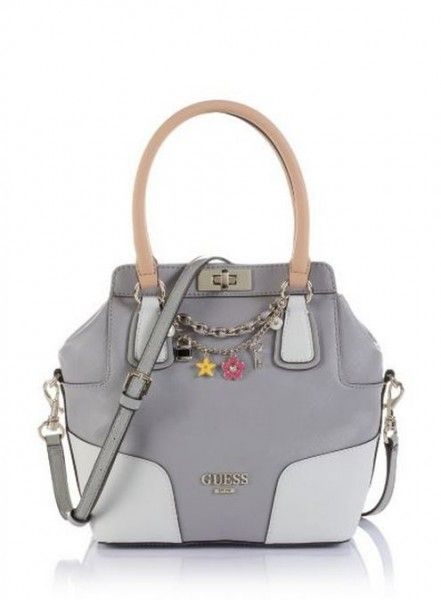 Borse Guess primavera-estate-2014 grigio - #bags #grey