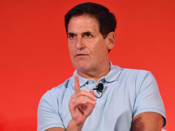 Billionaire investor Mark Cuban calls Amazon 'the greatest startup in the world' (AMZN)