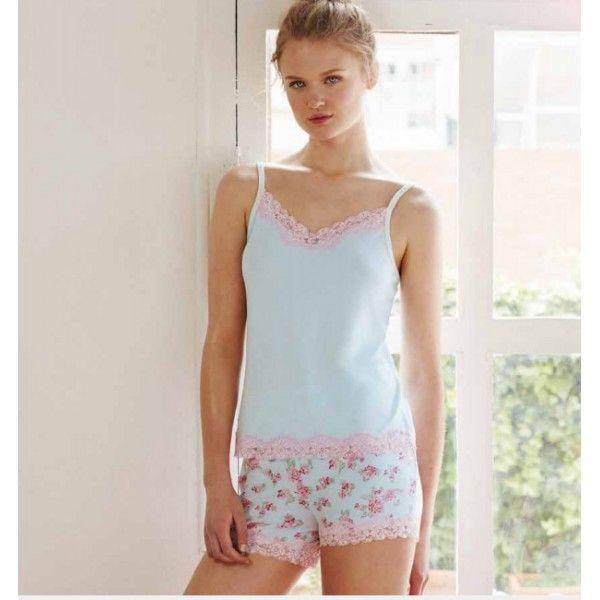 Pijama mujer verano Promise - RopaInterioryCalcetines