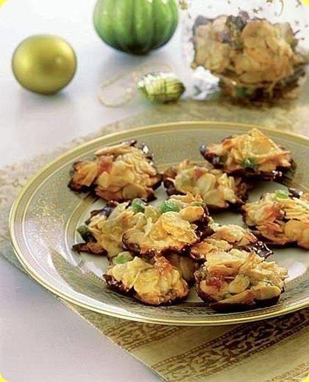 Biscotti alla frutta secca e cedro candito
