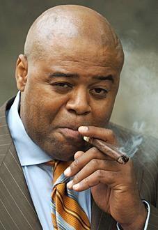 Celebrity Smoker ~ Chi McBride