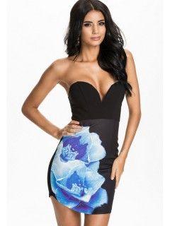Vestido Corto Floral MS1141