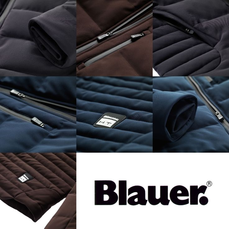 A versão Easy Winter é agora mais elegante e moderna, dado que foi projetada para as viagens da cidade.  #BlauerHT #Blauer #EasyWinter10