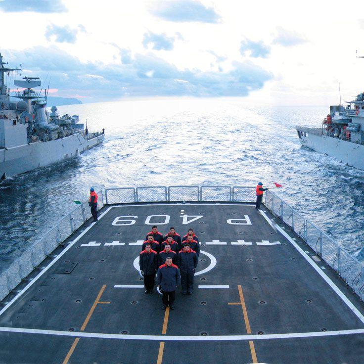 Marina Militare by Maryplaid