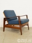 2 Deense fauteuils '60s