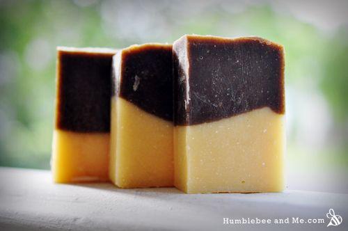 lemongrass & seaweed shampoo  35% olive oil 25% coconut oil 15% lard 15% shea butter 10% castor oil  Per 500g oils:  30g lemongrass essentia...