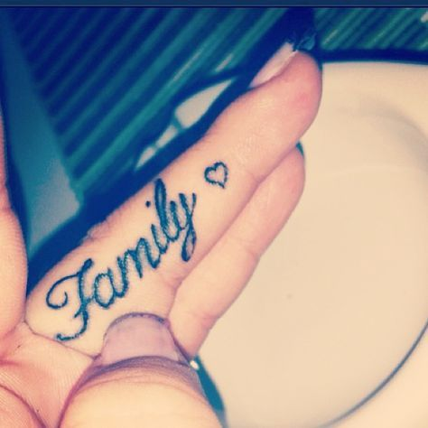 Super Tattoo Meaningful Family Ideas