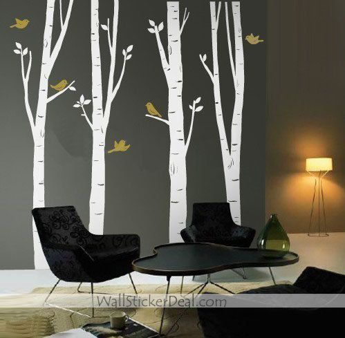 #wallstickerdeal.com      #Wall Sticker             #Spring #Birch #Tree #With #Birds #Wall #Sticker #WallStickerDeal.com         4 Spring Birch Tree With Birds Wall Sticker � WallStickerDeal.com                                       http://www.seapai.com/product.aspx?PID=557341