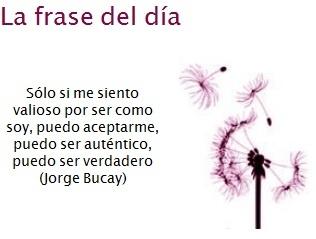 Jorge Bucay, amate a ti mismo para poder amar a los demas...con razón!