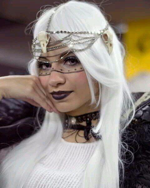 Lolita gótica en la #ComicCon2018 #comicconcaracas #Caracas #Venezuela #Lolita #Cosplay  Bárbara Baralt