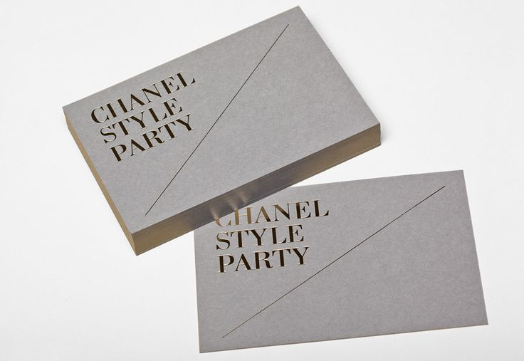 ODB — Chanel Style Party
