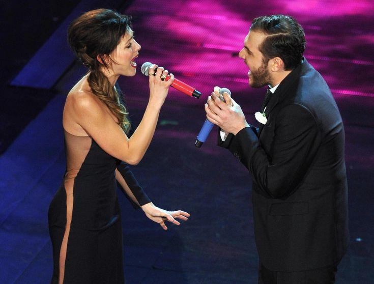 In merito alla partecipazione di Simona Molinari a Sanremo 2014...come ospite!