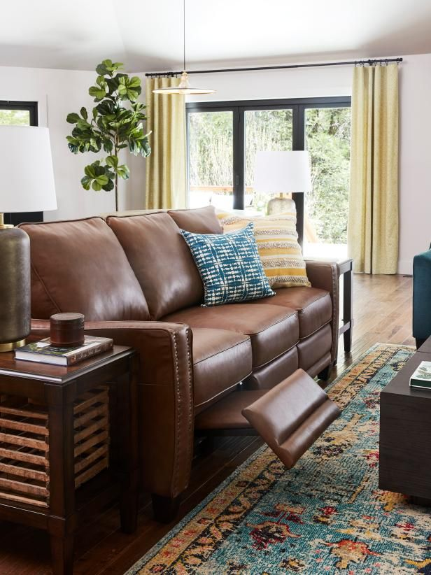 Lazy Boy Design A Room: Great Room Pictures From DIY Network Ultimate Retreat 2018