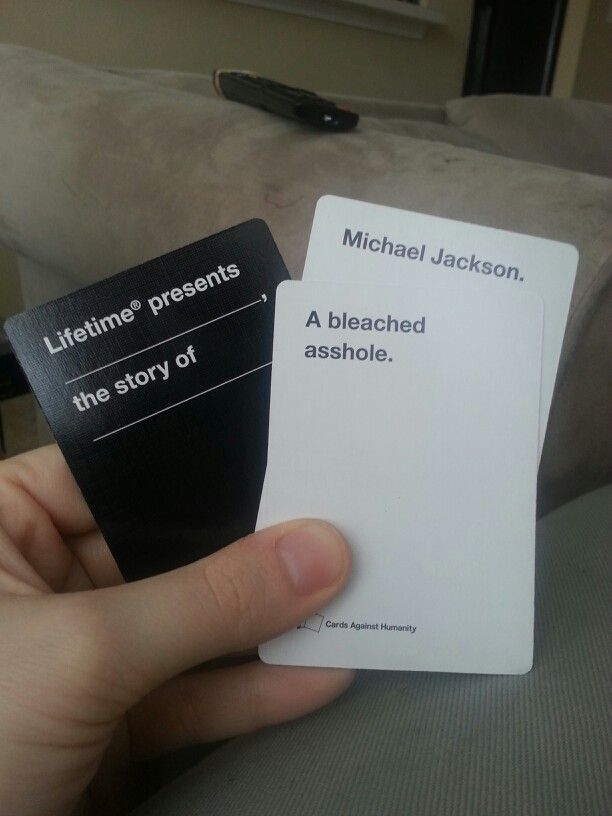 This Just Happened In Cards Against Humanity