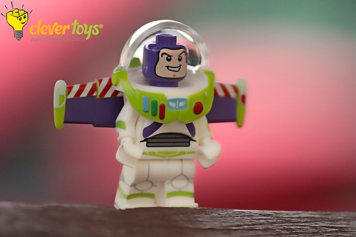 "Buzz Lightyear: ""To infinity… and beyond!"""