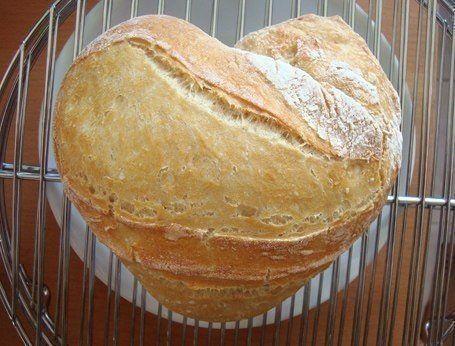 ДОМАШНИЙ ХЛЕБ В ДУХОВКЕ http://pyhtaru.blogspot.com/2017/06/blog-post_798.html  Домашний хлеб в духовке!  Ингредиенты:  - мука - 450 гр - дрожжи - 1 ч. ложка - соль - 1 ч. ложка - вода тёплая - 350 мл  Читайте еще: ============================= КРЫЛЫШКИ КАК В KFC http://pyhtaru.blogspot.ru/2017/06/kfc.html =============================  Приготовление:  Смешать все ингредиенты и замесить жидкое, накрыть полотенцем или крышкой и оставить при комнатной температуре около 12 часов, можно оставить…