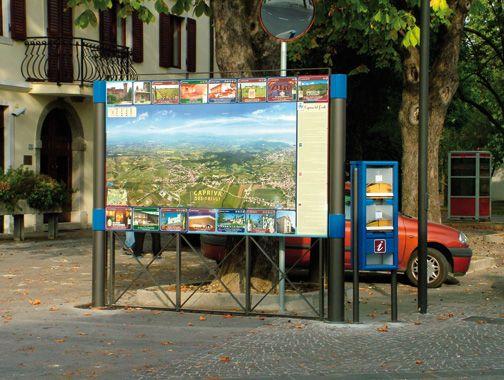 Impianto a Capriva del Friuli