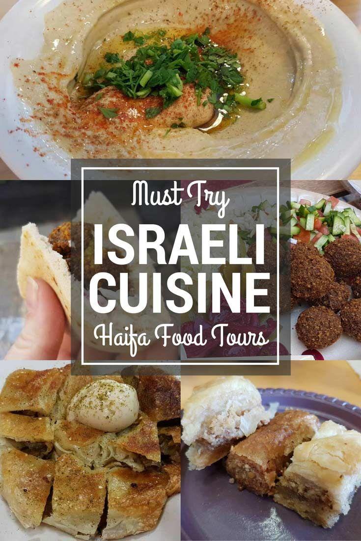 Must-Try Israeli Cuisine: Take this Haifa Food Tour and find all the best Haifa restaurants