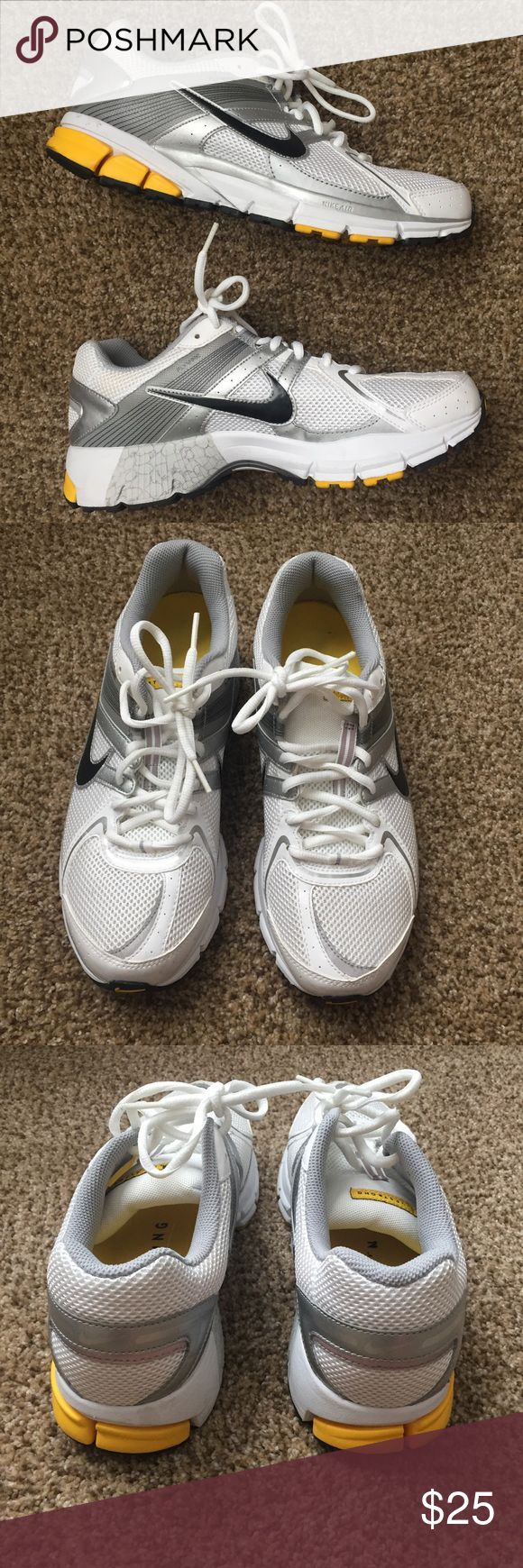 Nike Livestrong Air Span+7, Men's Size 9.5 Nike Livestrong Air Span+7, Men's Size 9.5 - Like new condition! Nike Shoes Athletic Shoes
